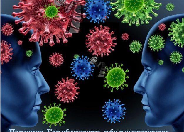 Интерактивный плакат «Пандемия. Как обезопасить себя и окружающих»