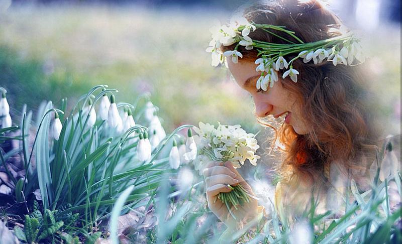 Праздничный час хорошего настроения «О весне, любви и красоте»