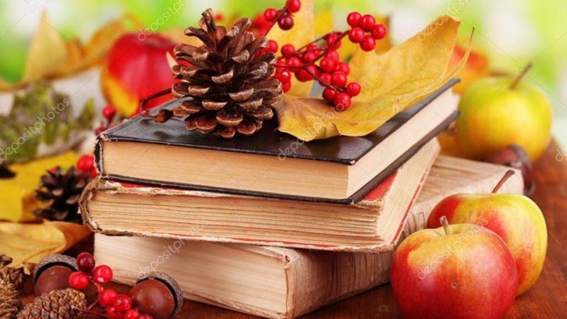 Осенняя акция «Выбираем книгу осени»